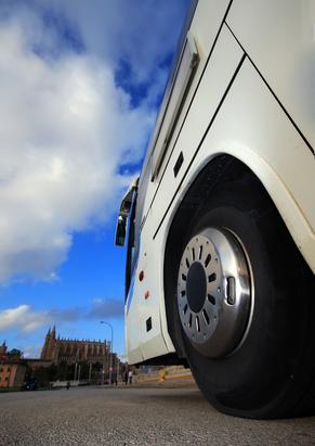 Bus på Mallorca