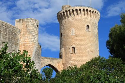 Castell de Bellver i Palma de Mallorca